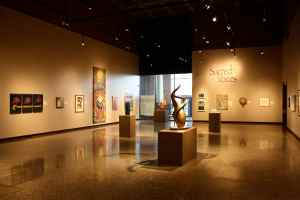 """Sacred Voices"" Exhibit"